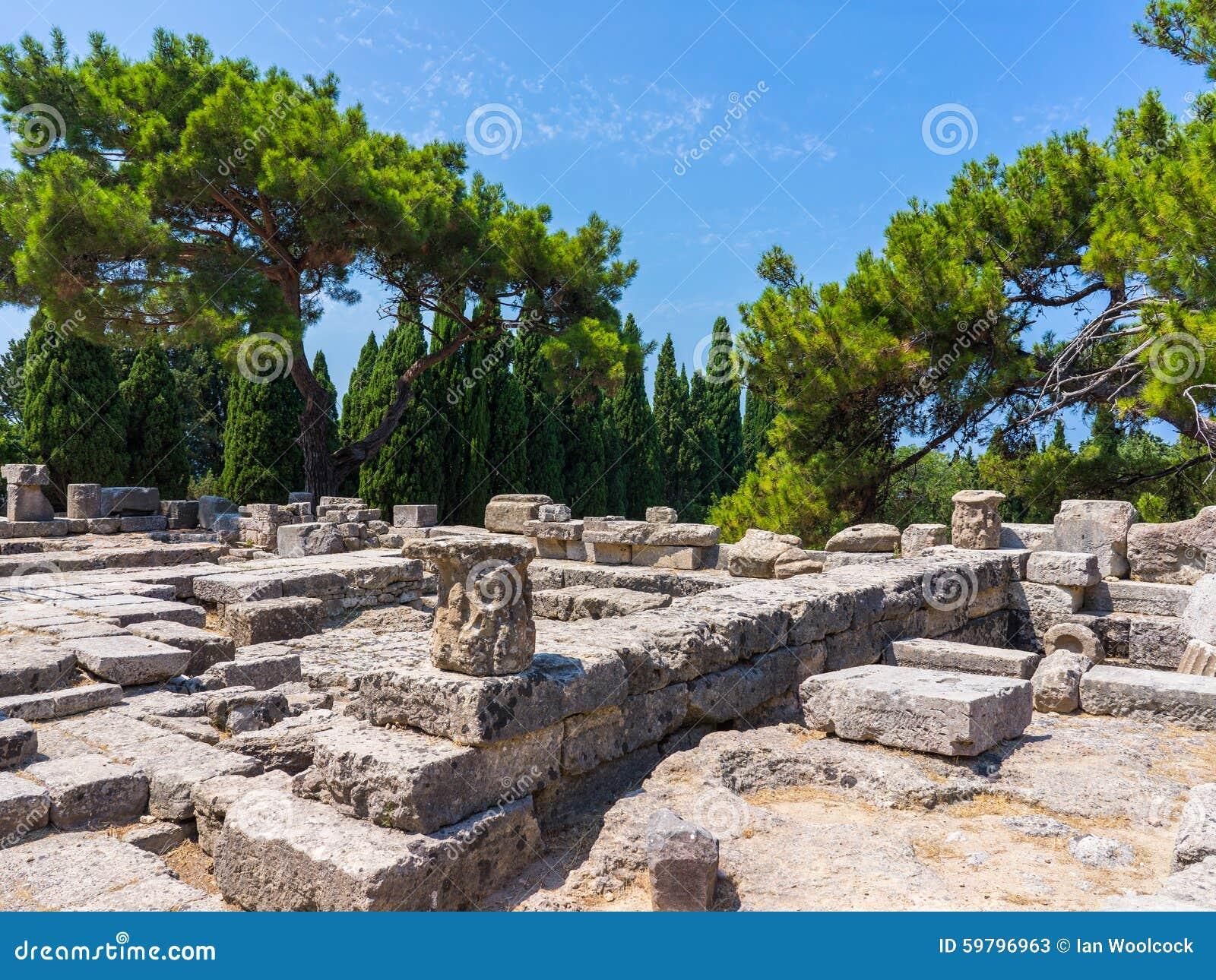 Templo de Athena Polias