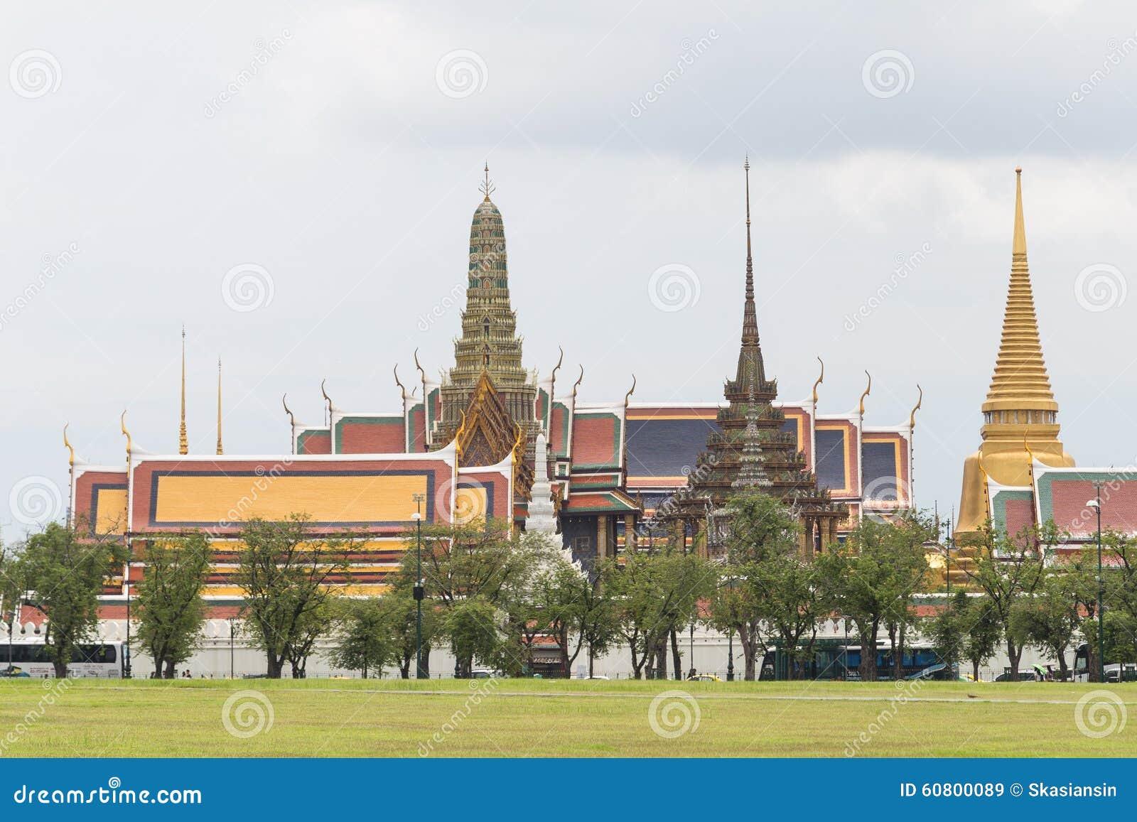 Templo de buddha esmeralda