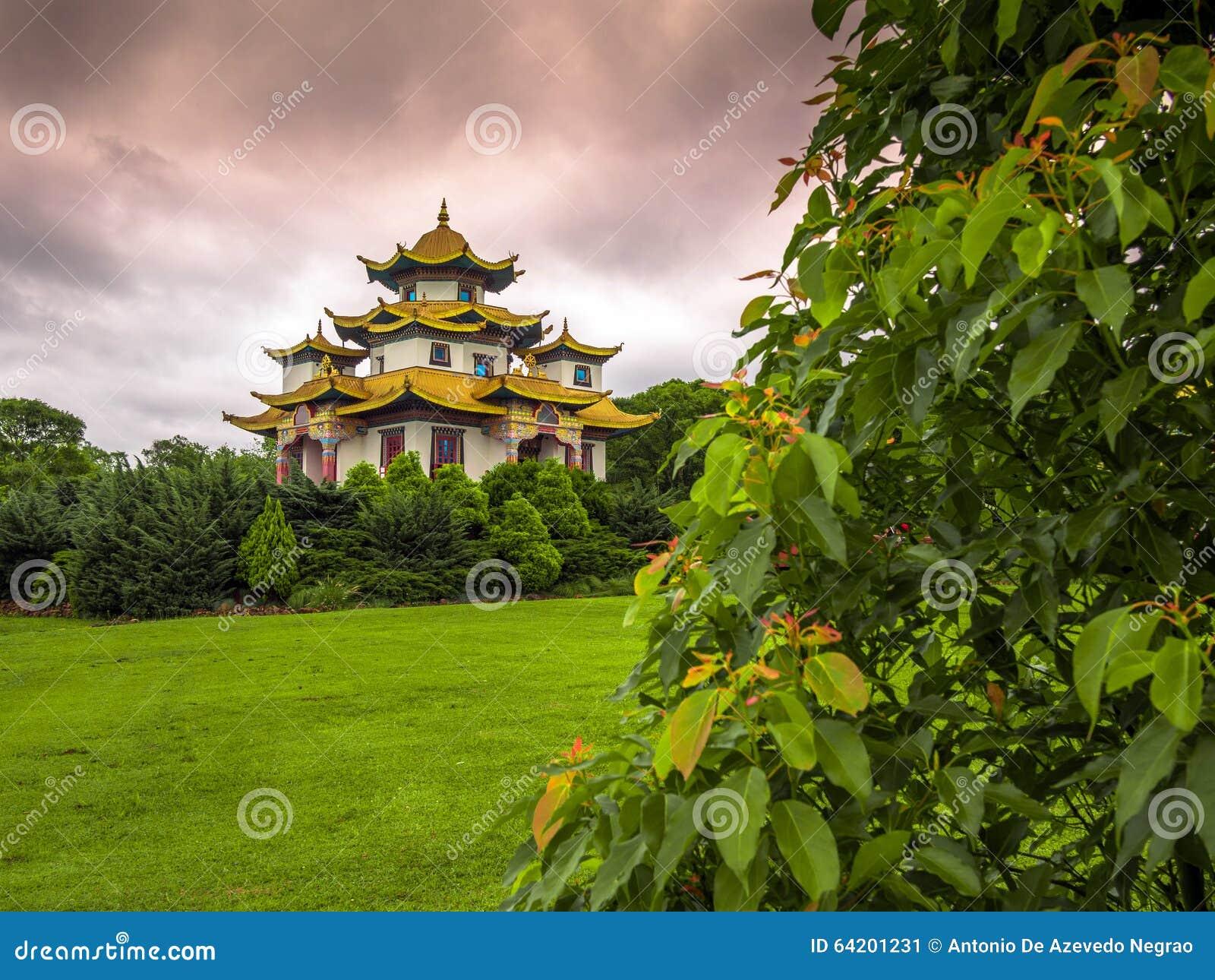 Templo de Budhist