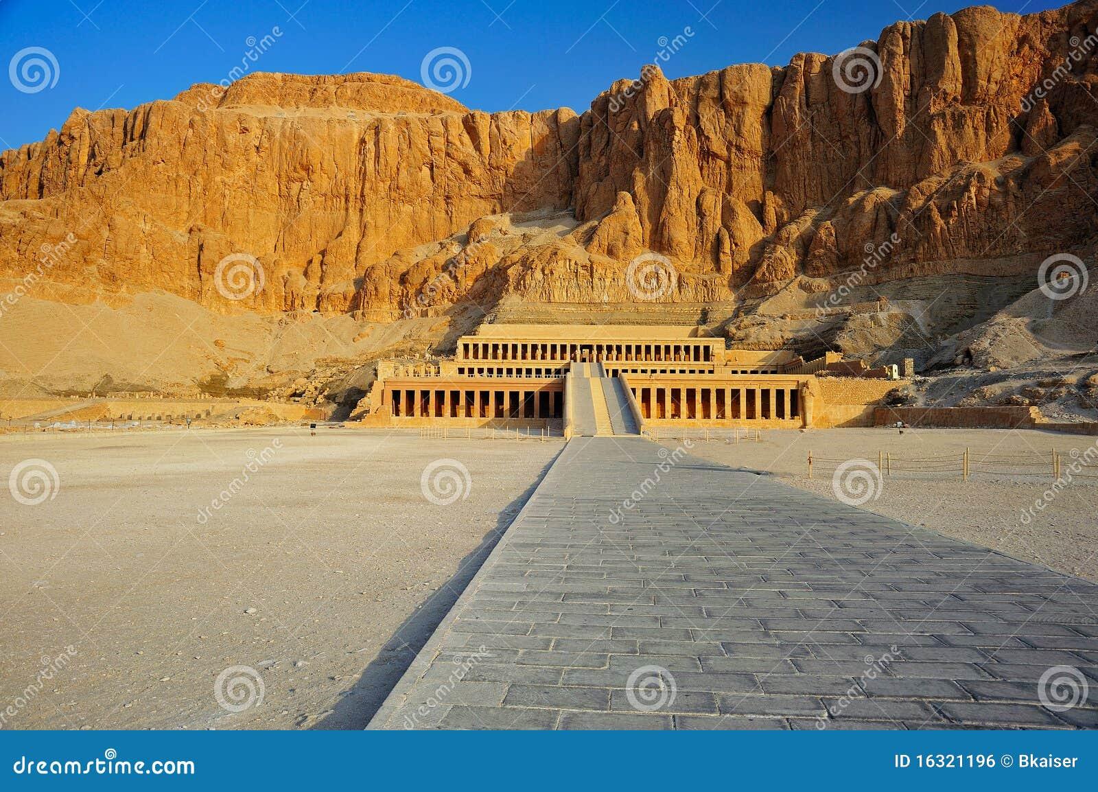 Templo de Hatschepsut, Thebes
