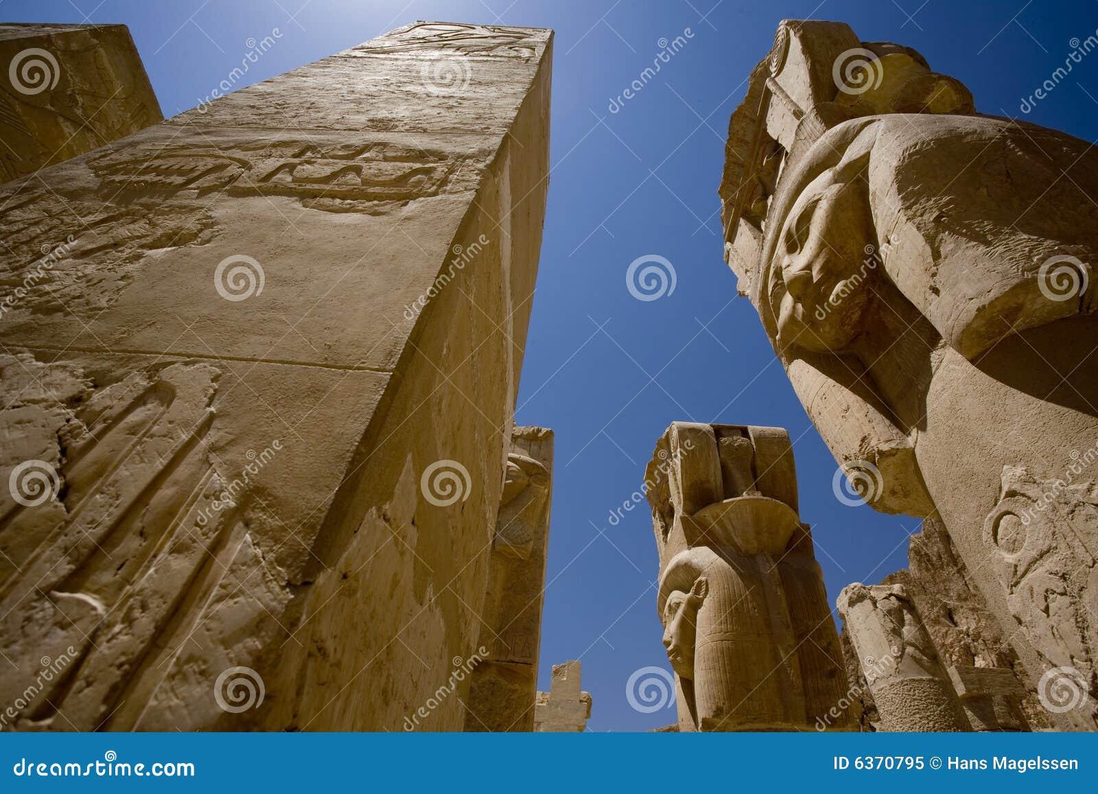 Templo de Hatshepsut Egipto