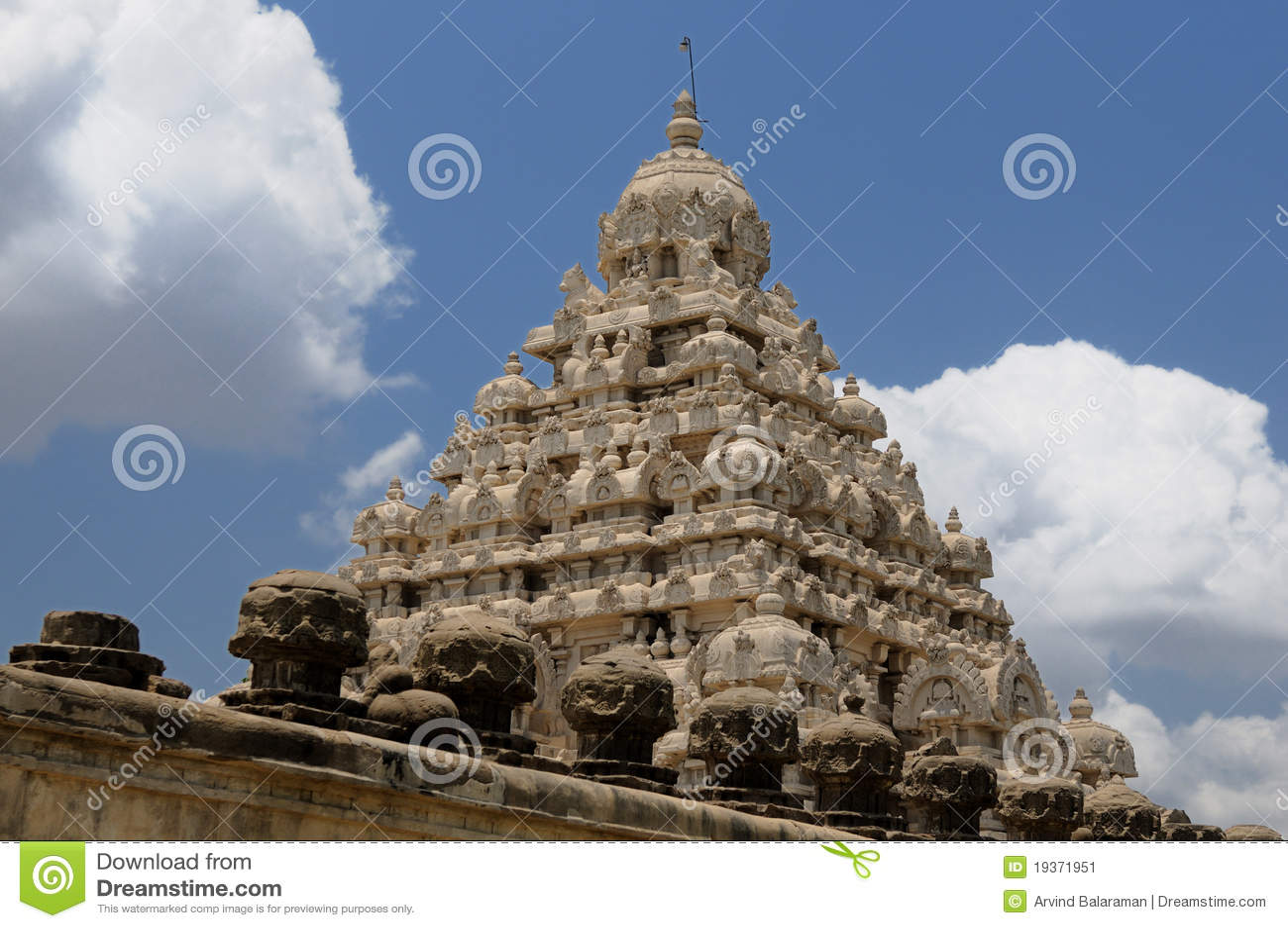 Templo de Kailasanathar