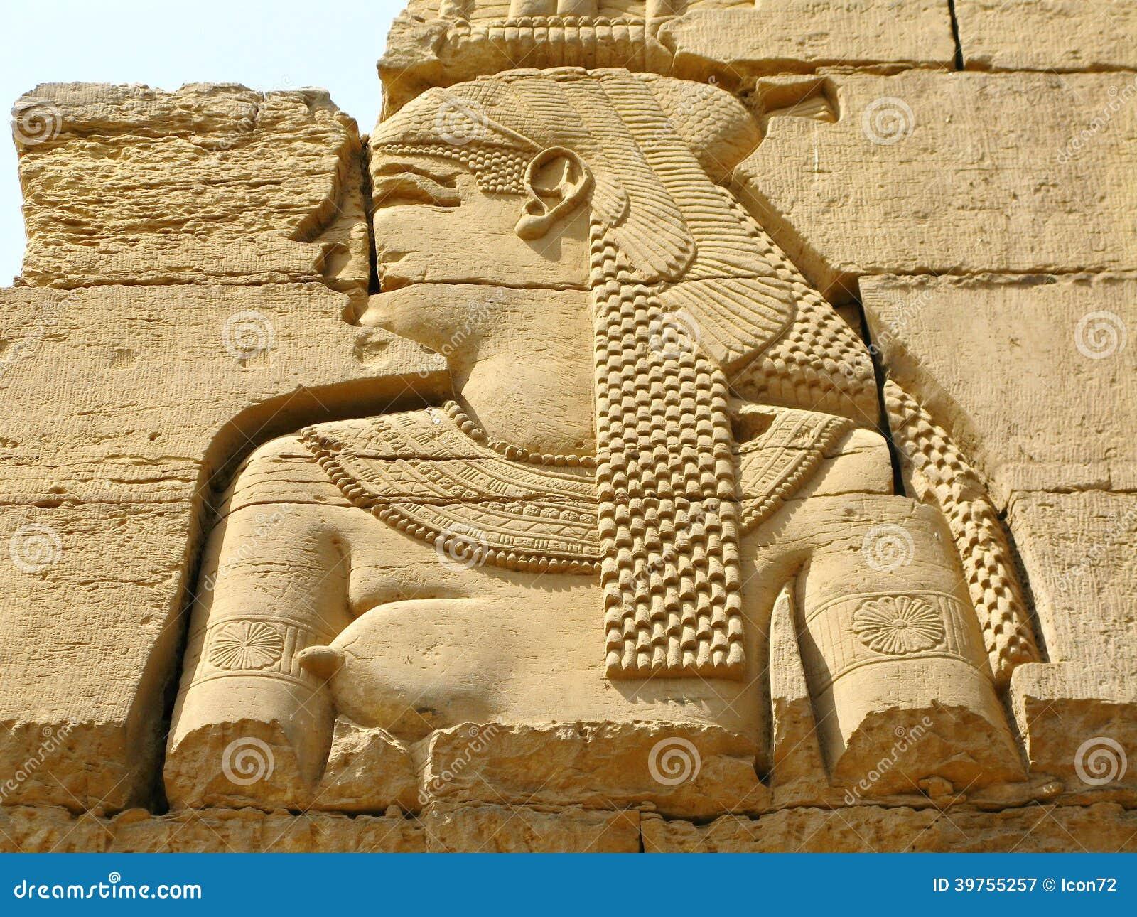 templo de kom ombo egito deusa hathor imagem de stock imagem de
