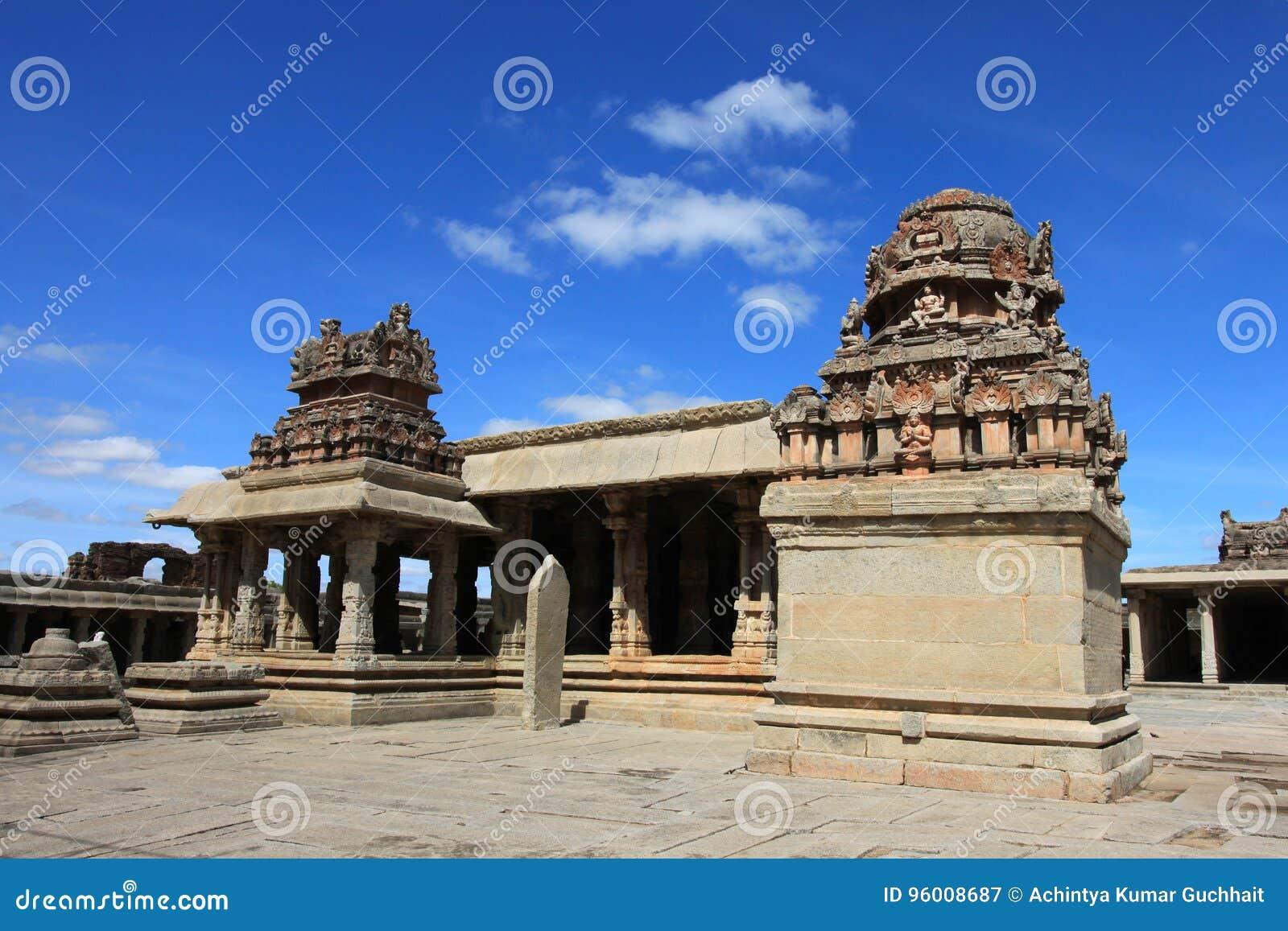 Templo de Krishna, Hampi