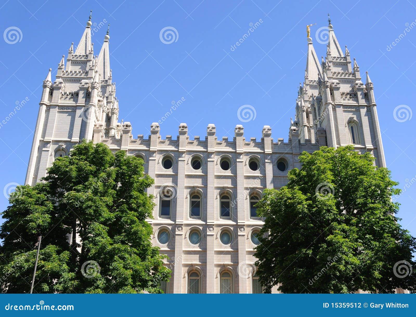 Templo de Mormon de LDS