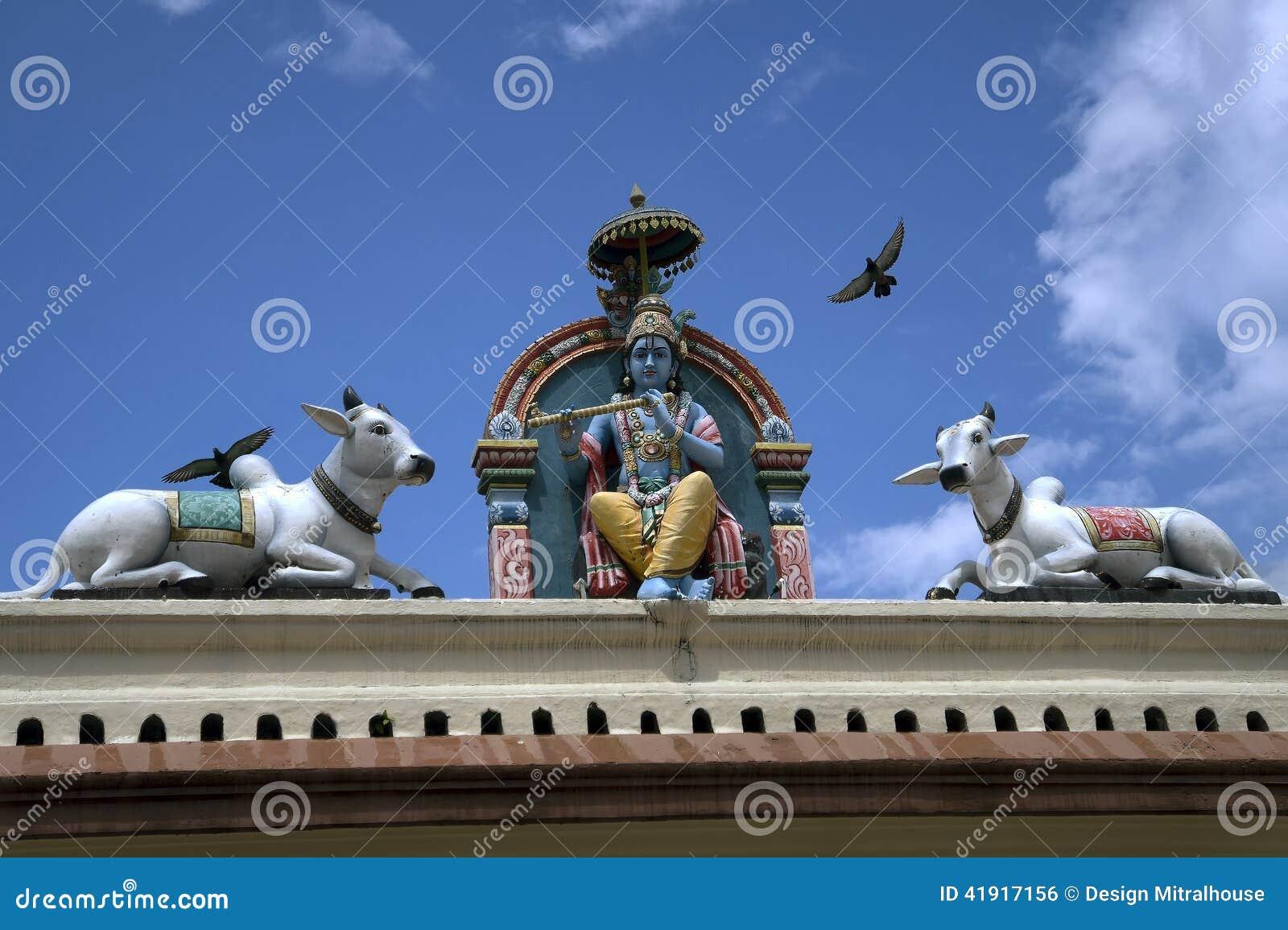 Templo de Sri Veeramakaliamman, la poca India, Singapur
