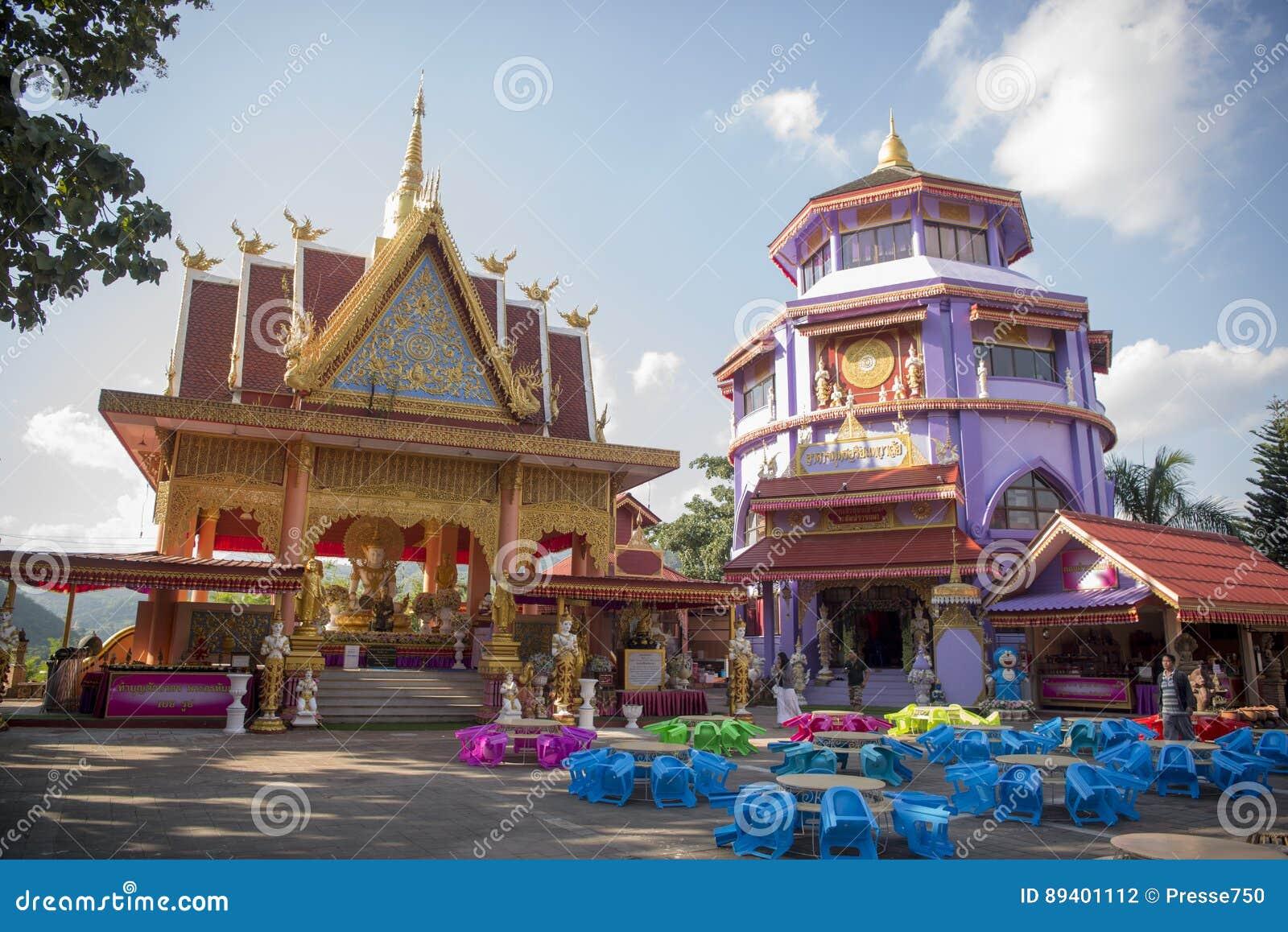 TEMPLO DE TAILÂNDIA CHIANG RAI MAE SAI