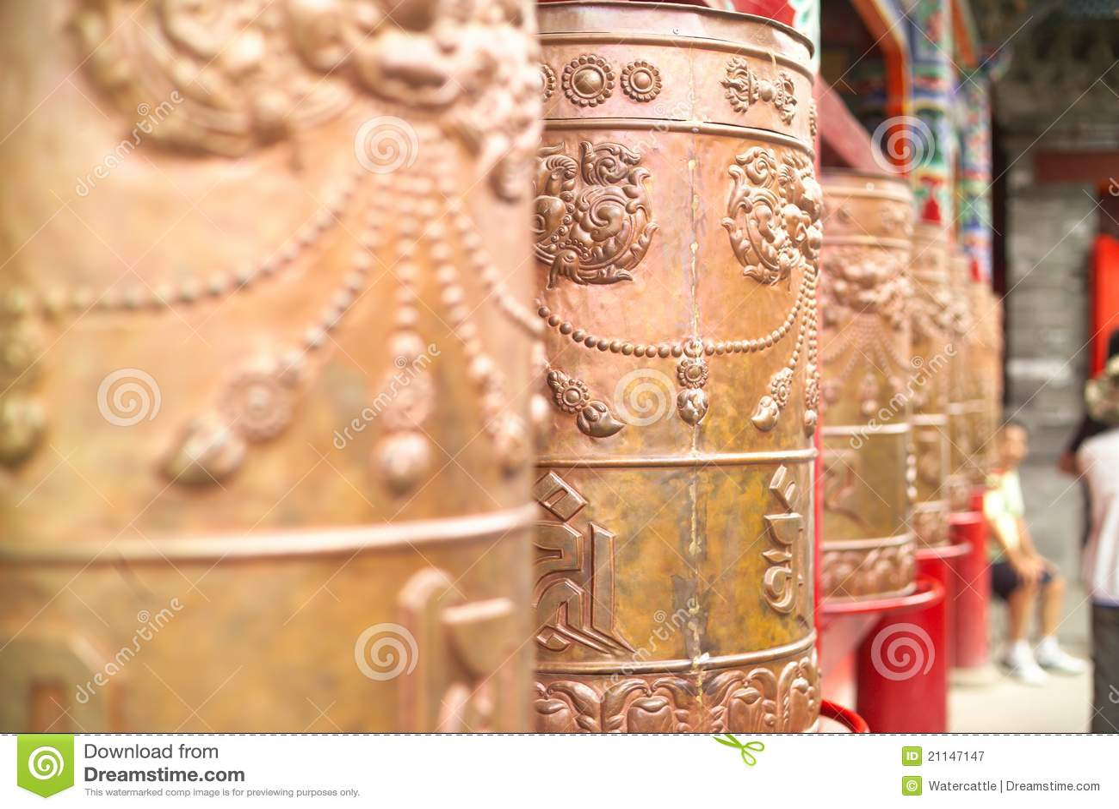 Templo de Tibet