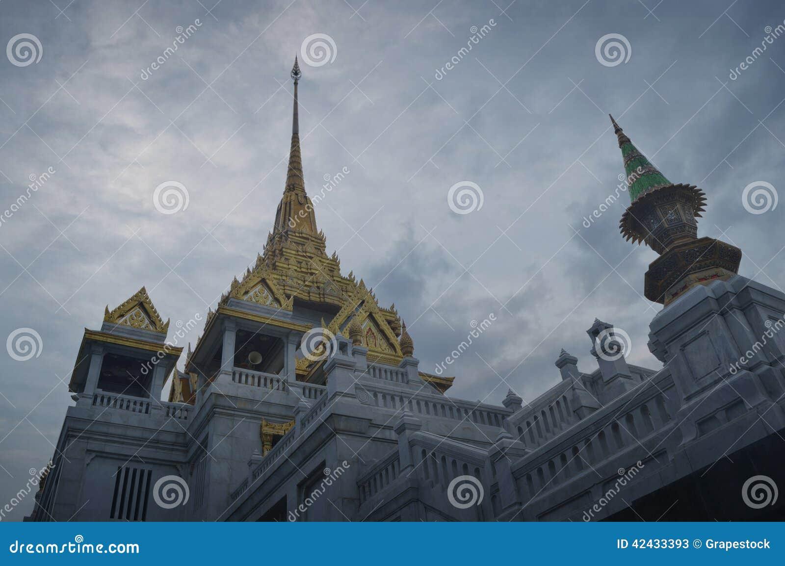 Templo de Traimit, Bangkok