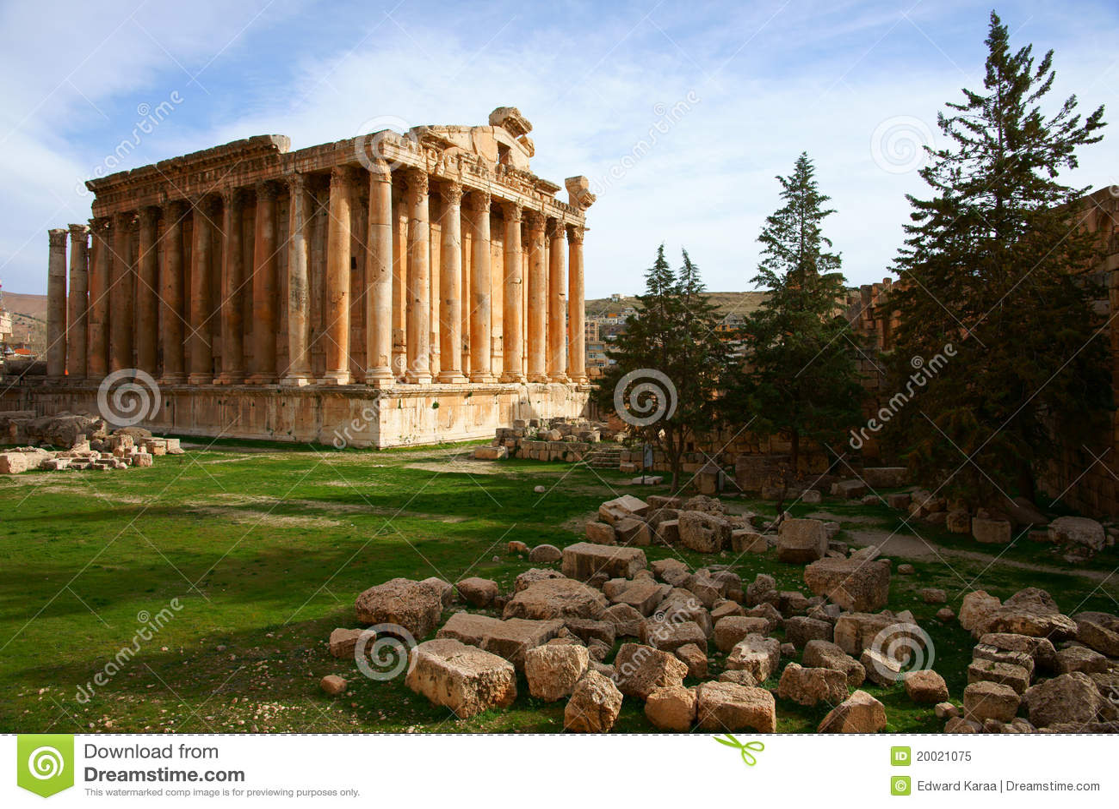 Templo do Bacchus