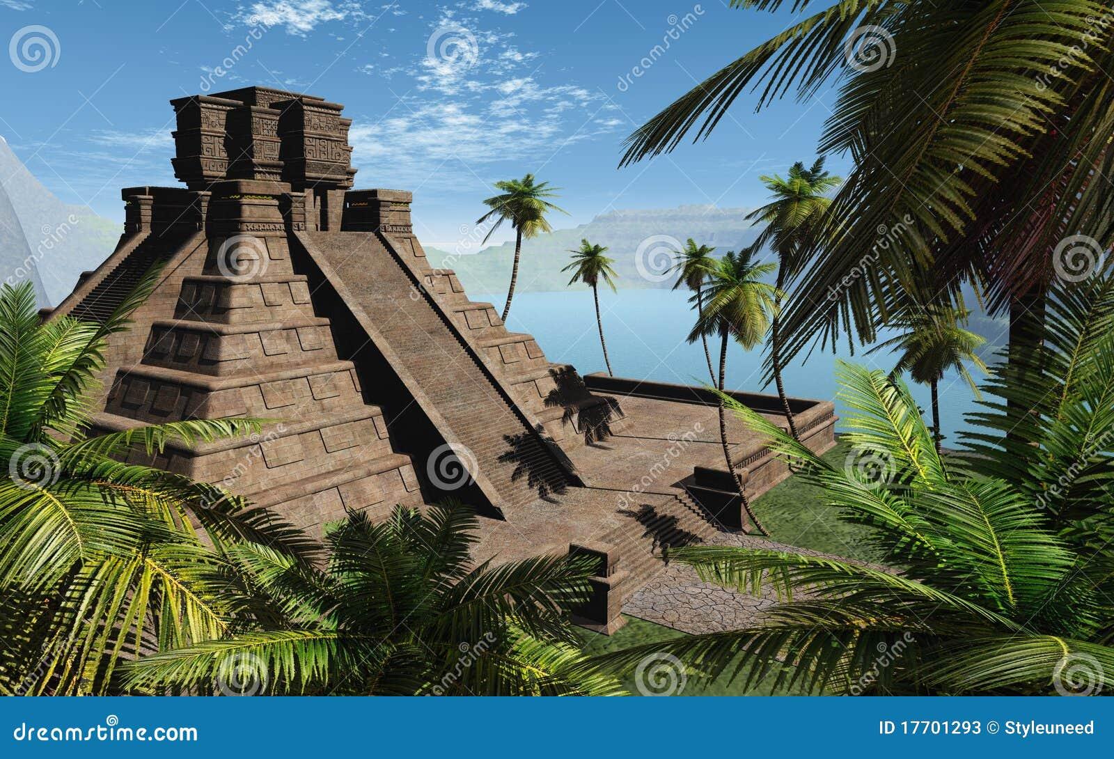 Templo do Maya