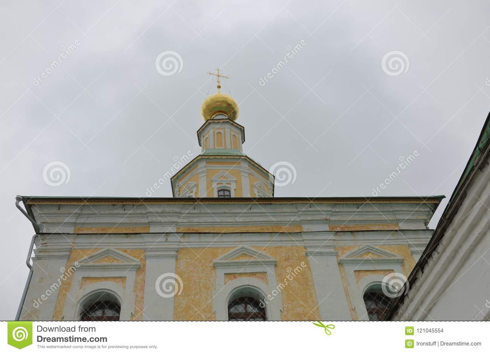 Templo do ` s de St George, Vladimir, Rússia