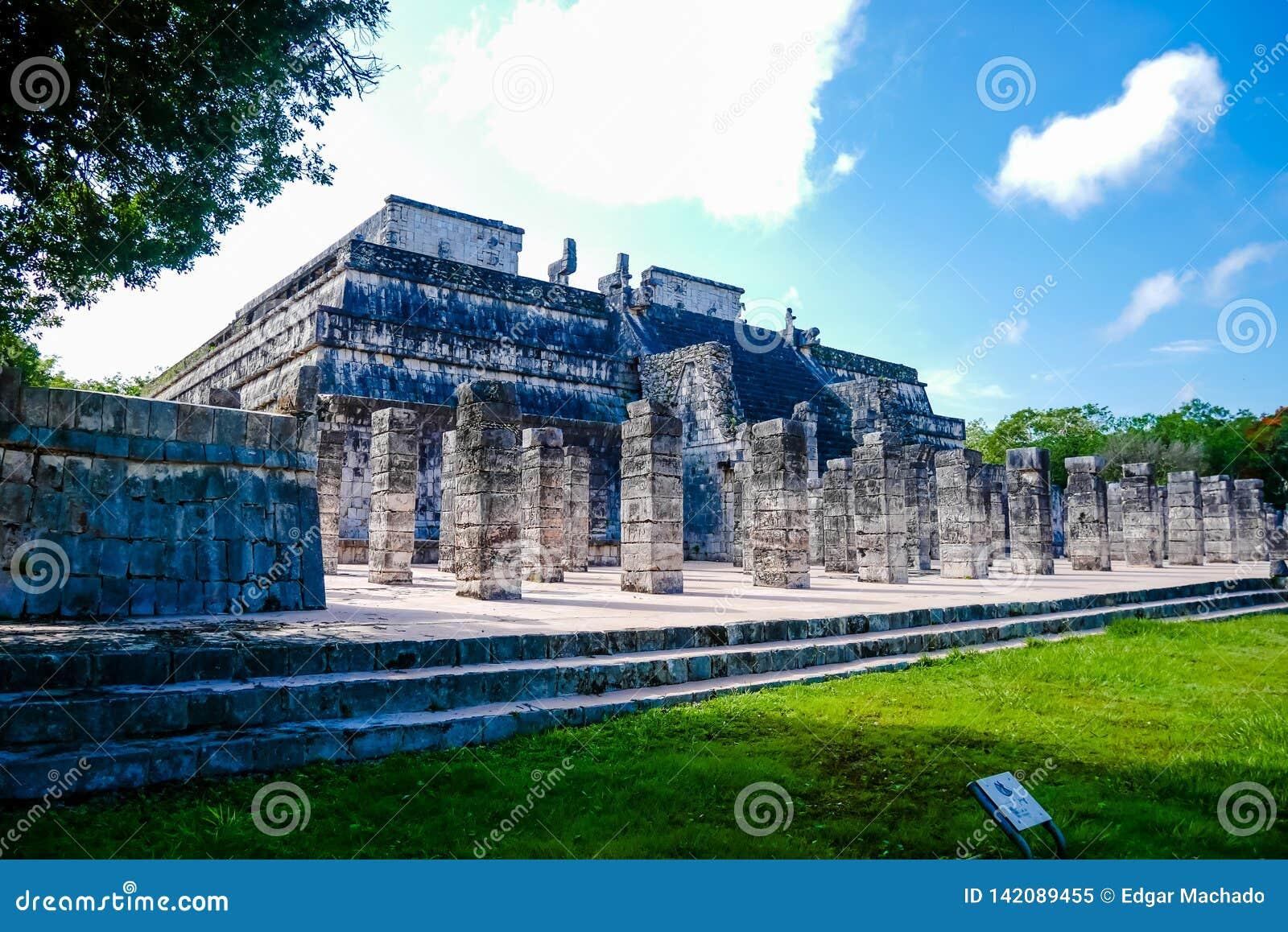 Templo dos guerreiros