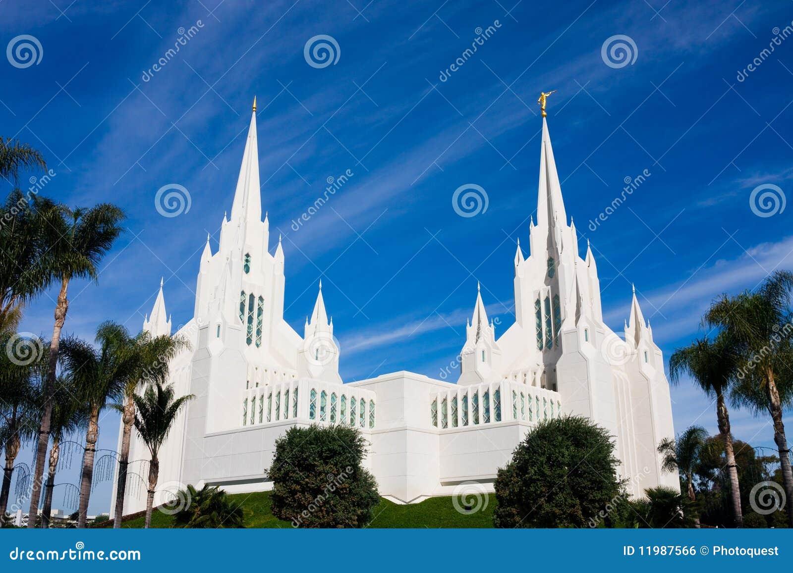 Templo en San Diego