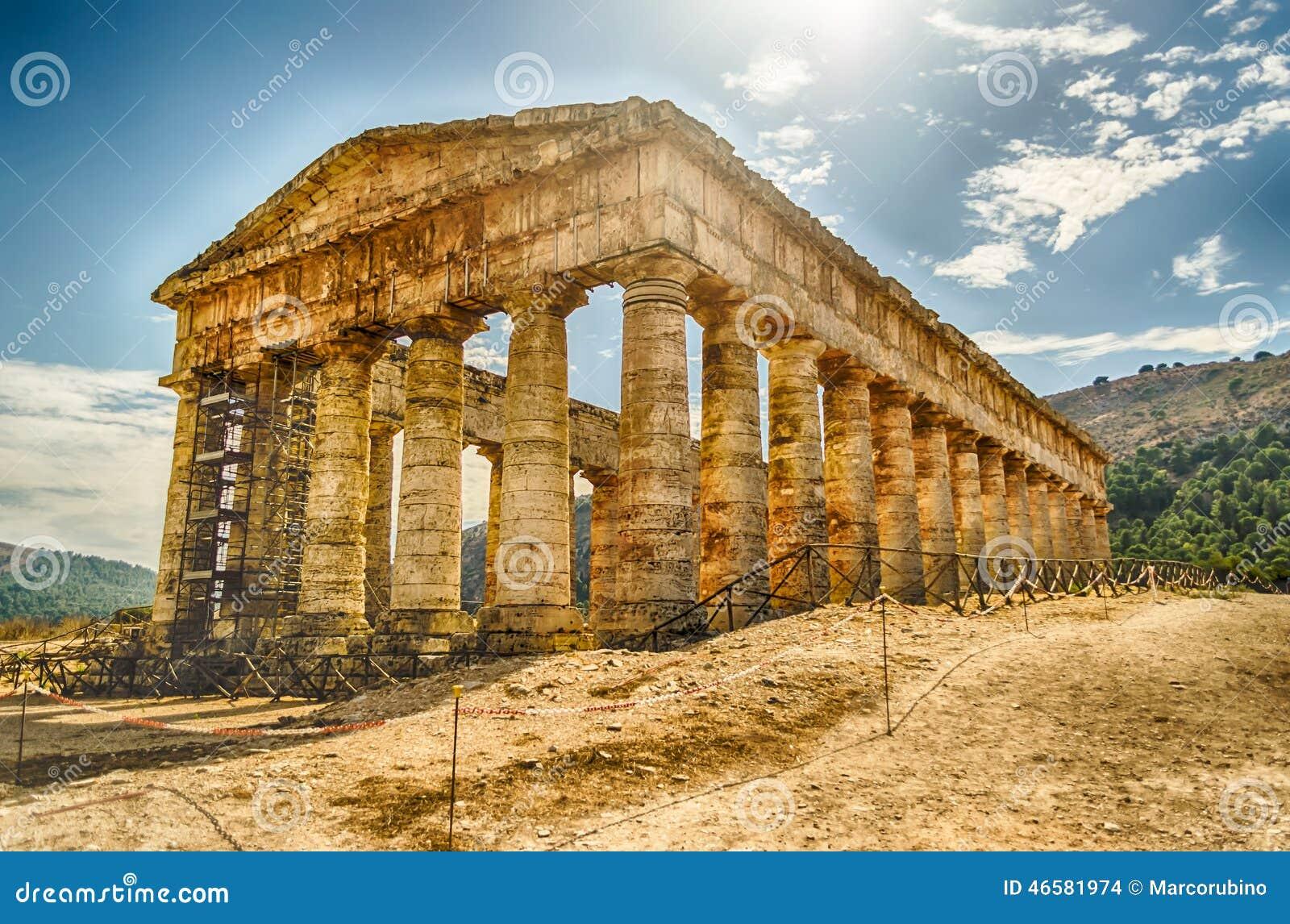 Templo grego de Segesta