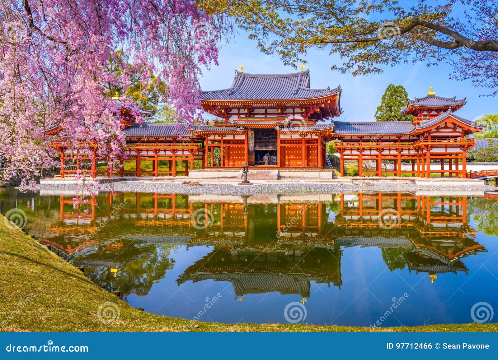 Templo Kyoto de Byodoin