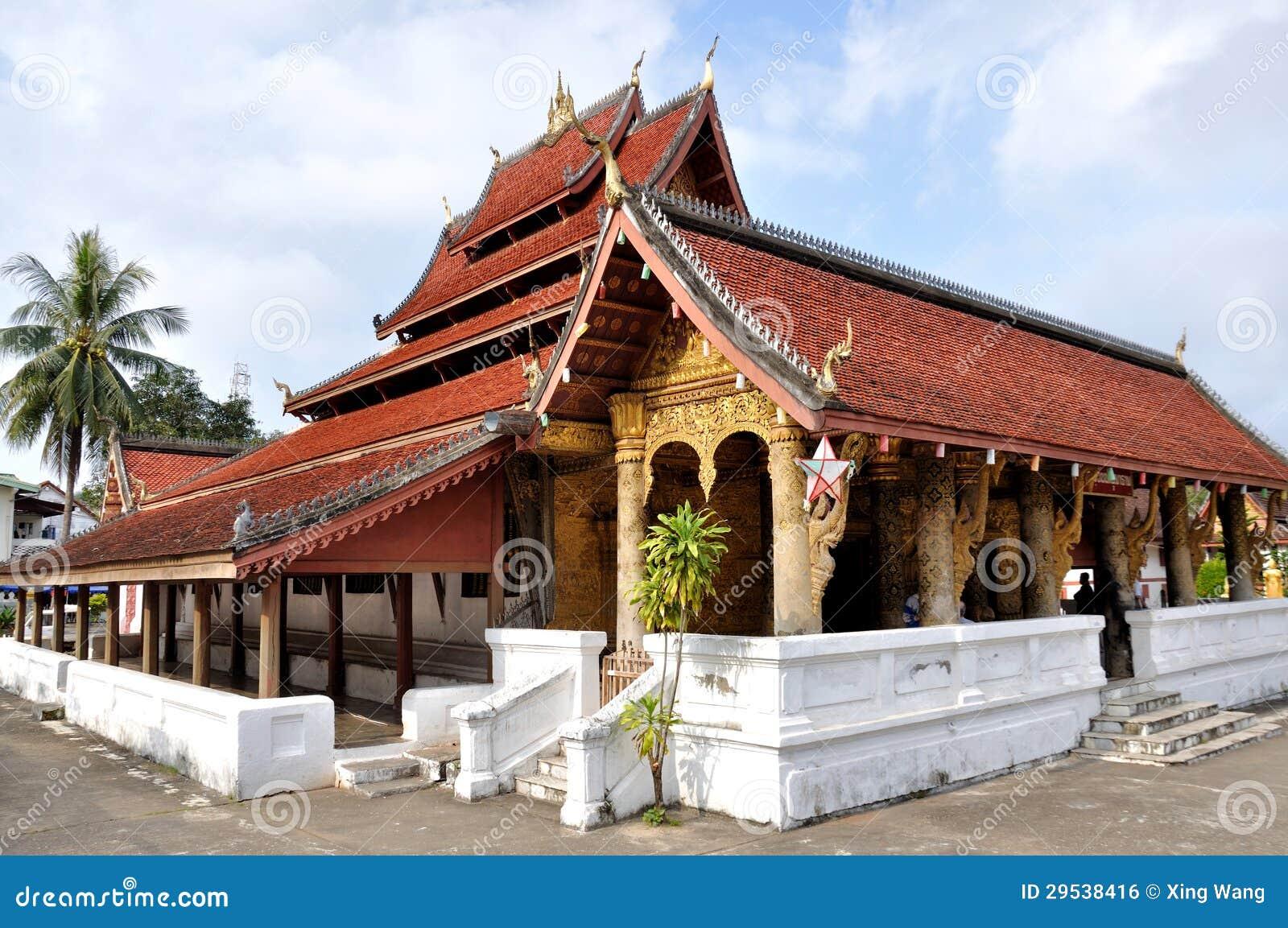 Templo no MAI de Wat