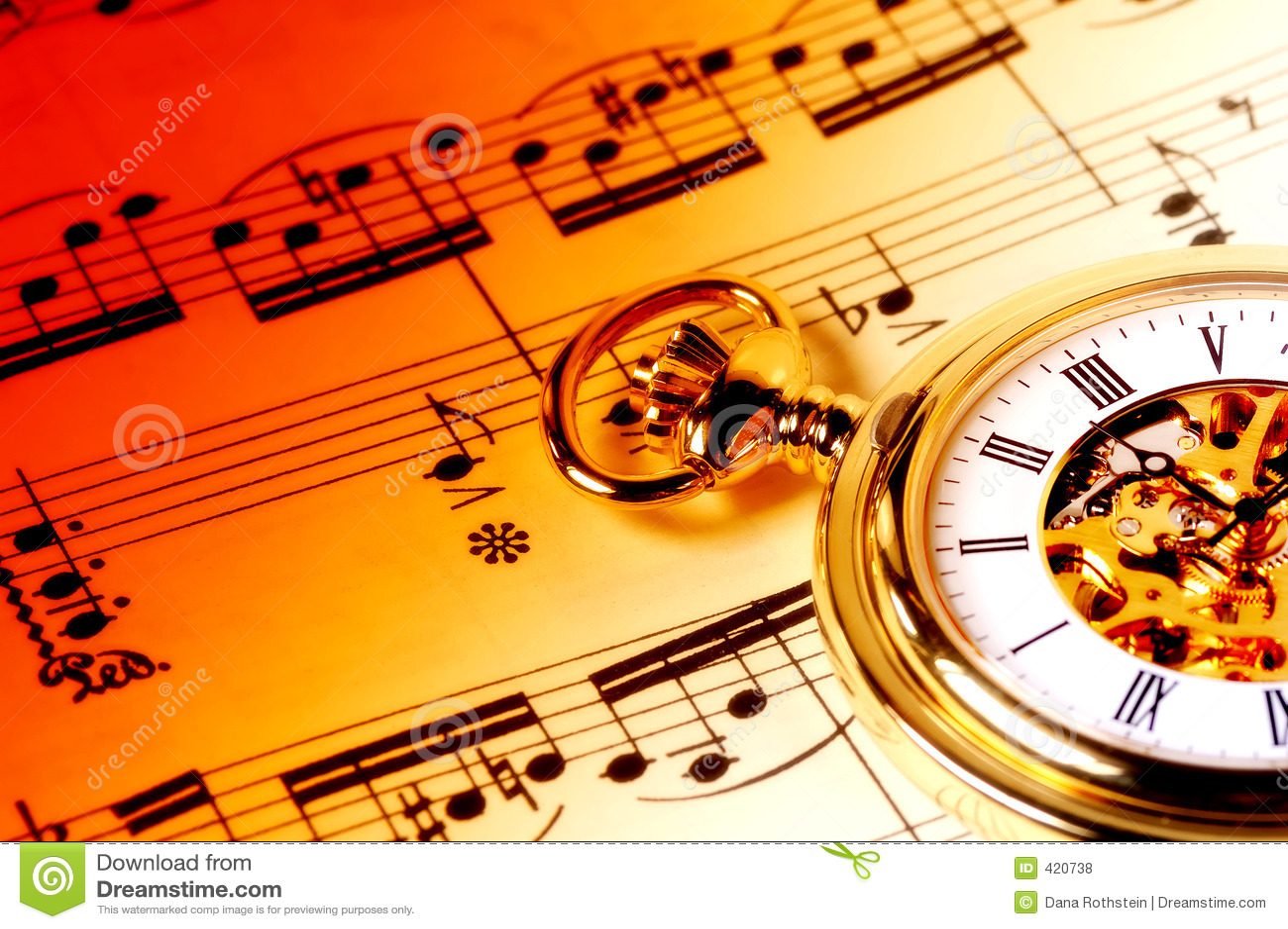 Tempo da música
