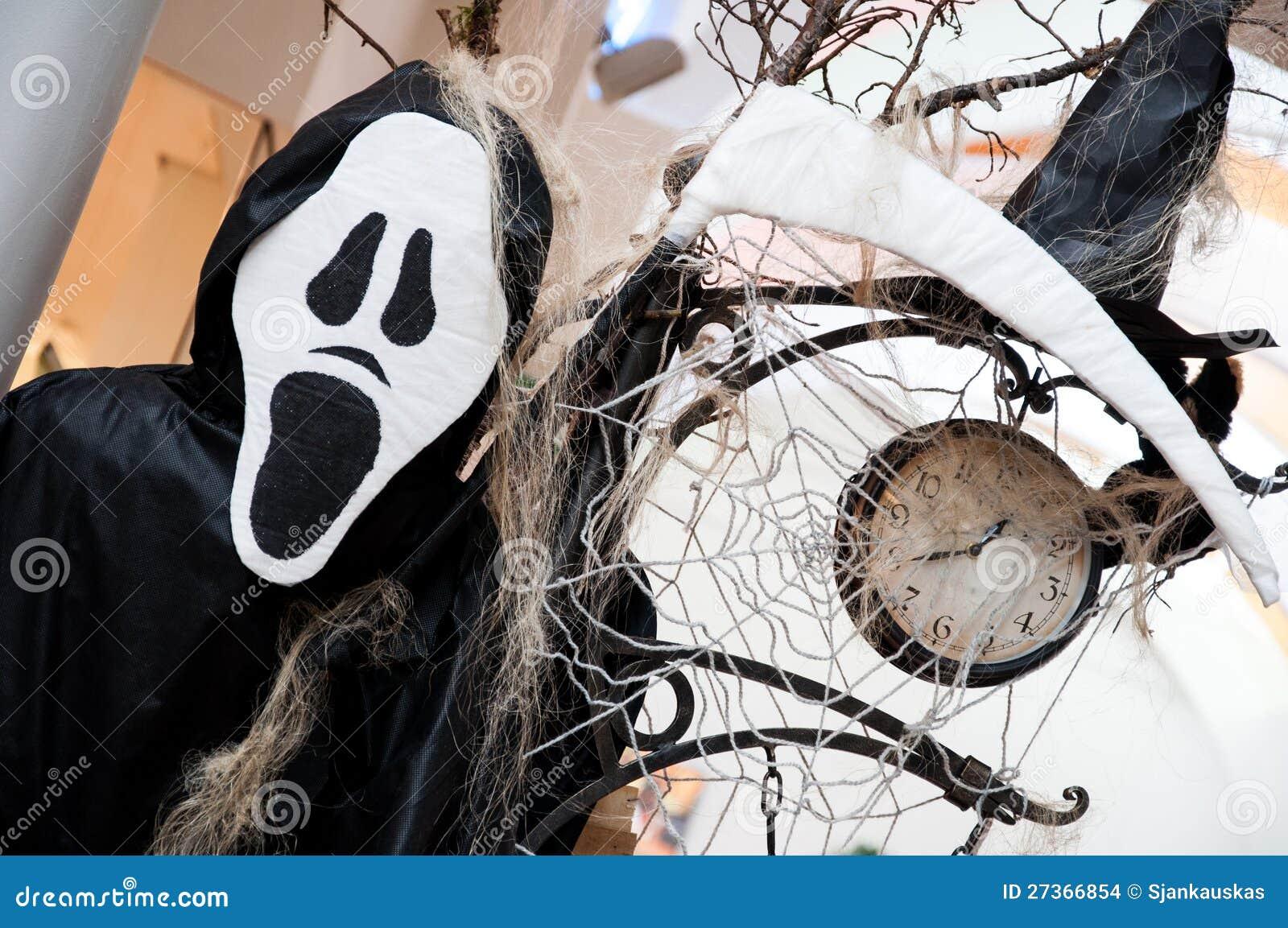 Tempo de Halloween