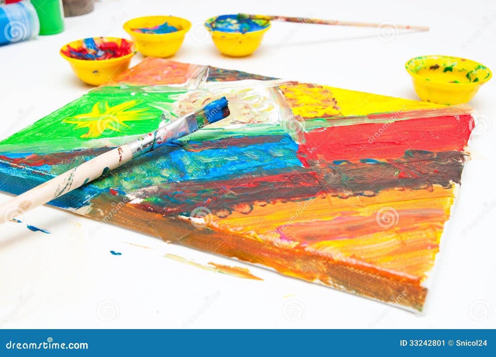 Tempo della pittura
