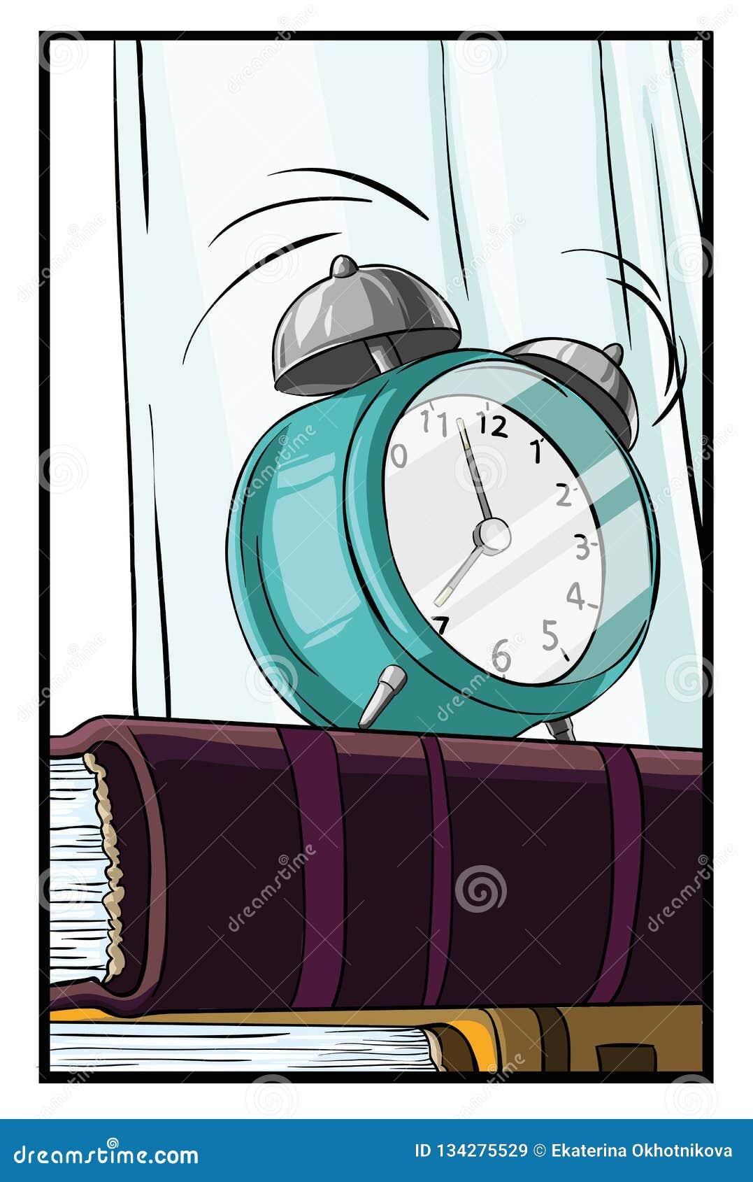 Tempo di svegliare