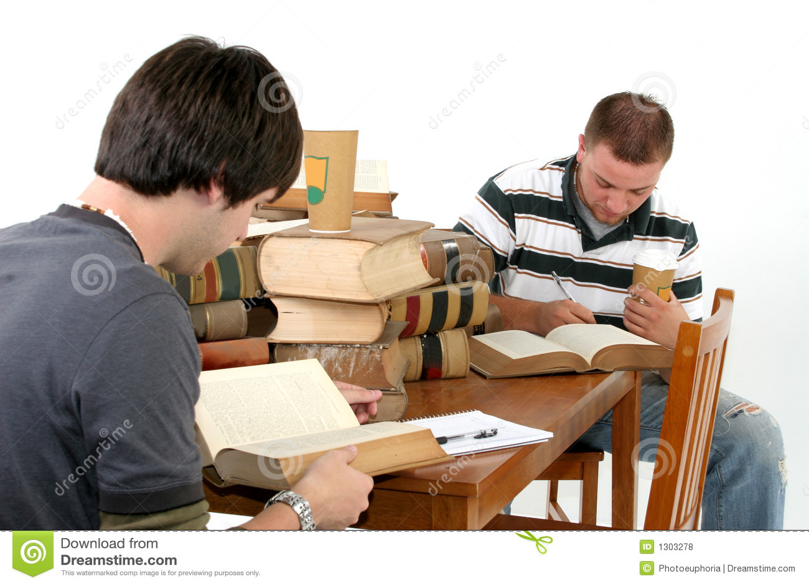 Tempo do estudo