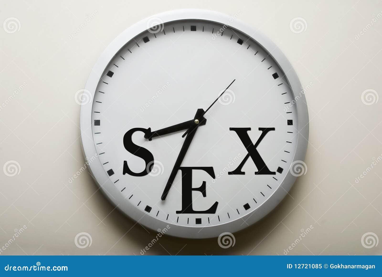 Tempo do sexo