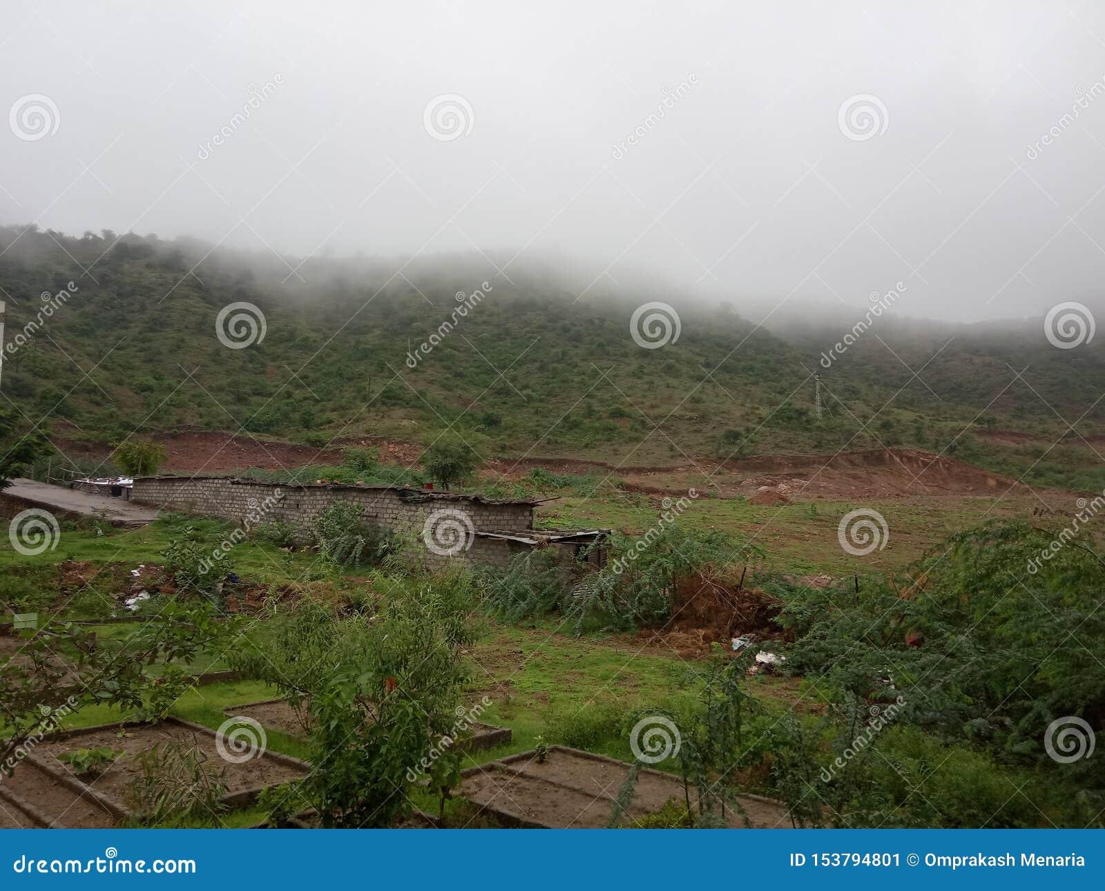 Tempo natural no udaipur