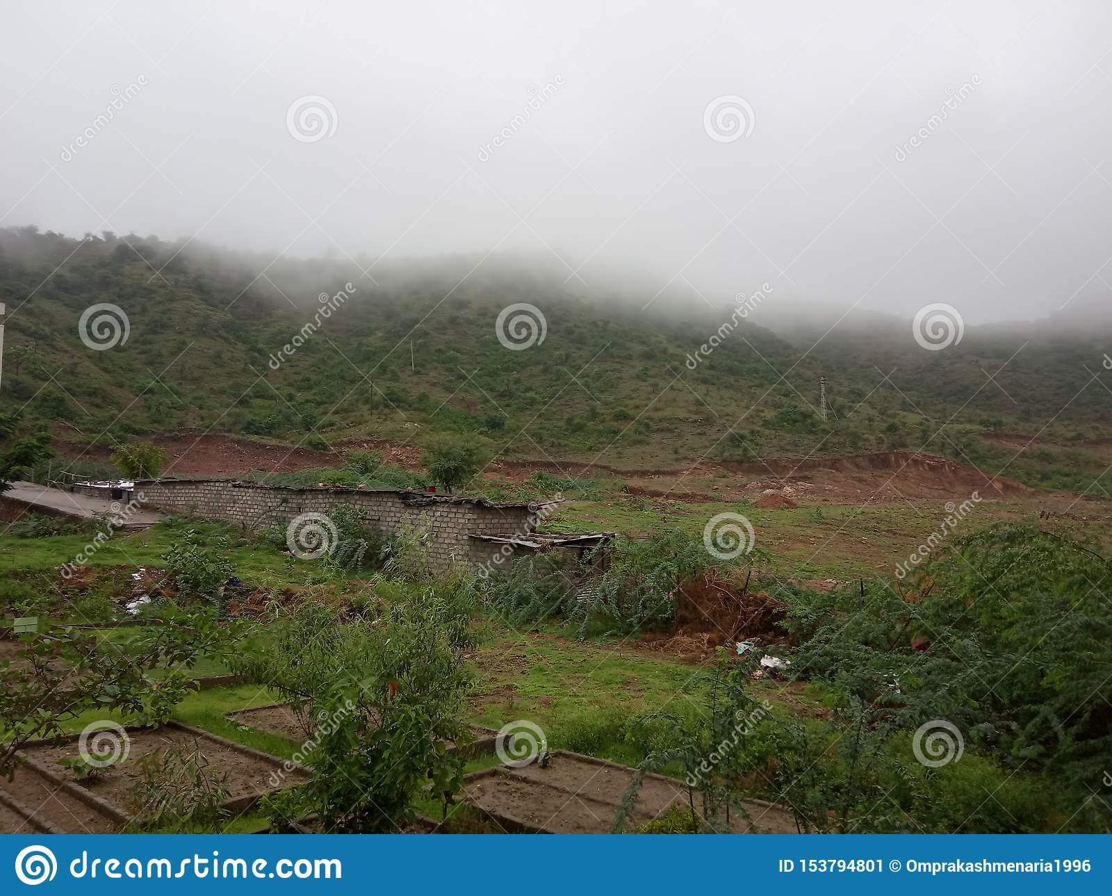 Tempo naturale nel udaipur