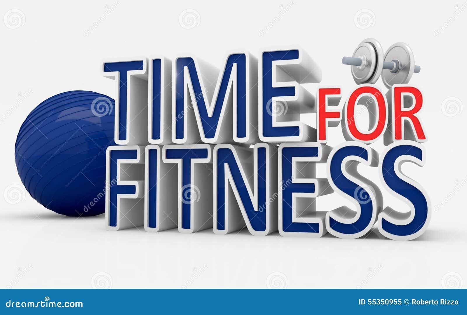 Tempo per forma fisica