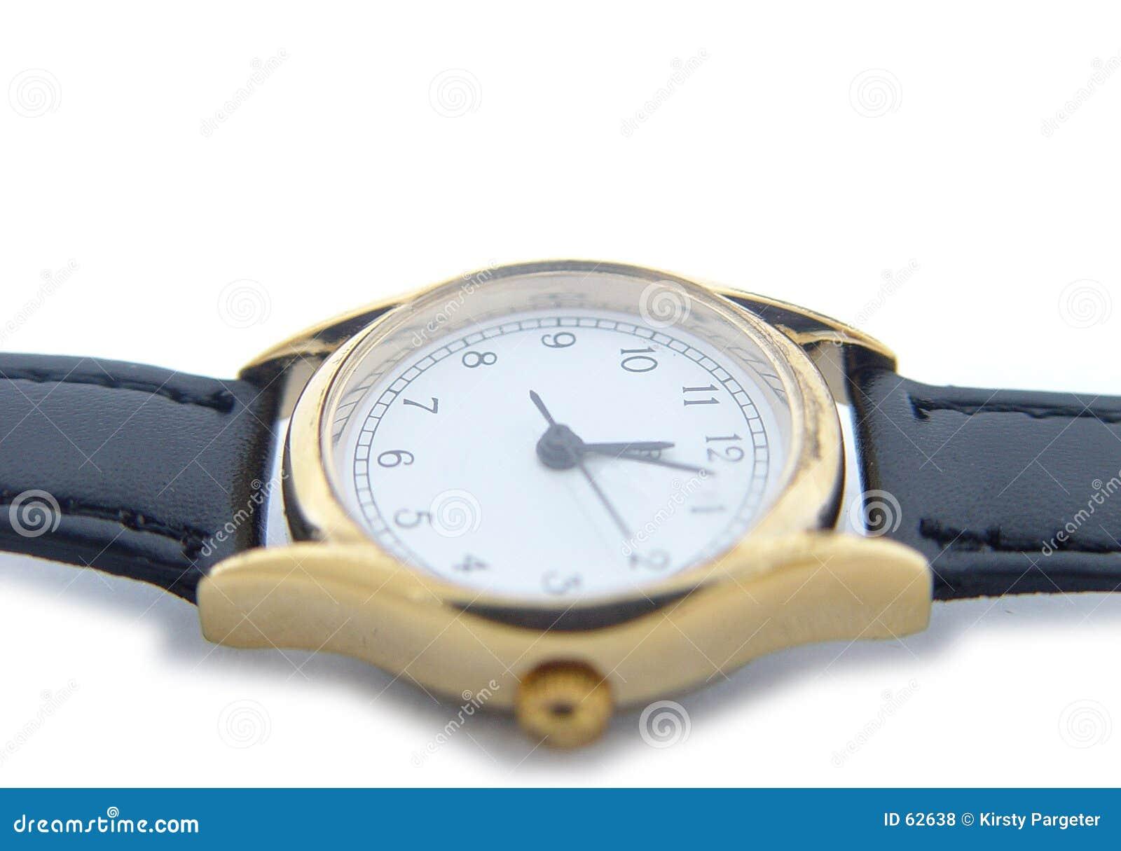 Download Temps photo stock. Image du mains, main, macro, montre, horloge - 62638