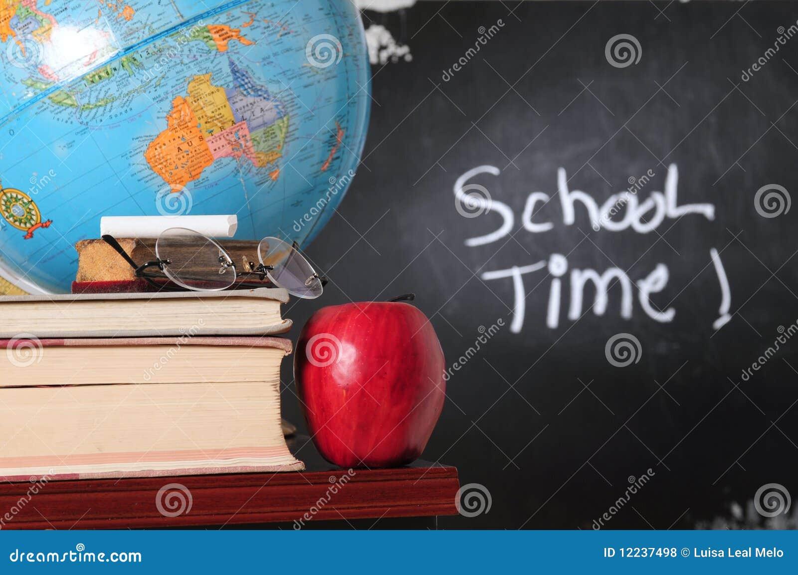 Temps d école