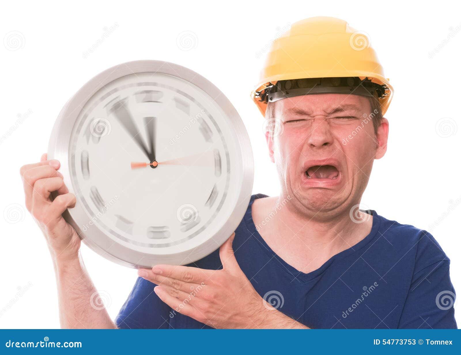 Temps de bâtiment de Whiny (la montre de rotation remet la version)