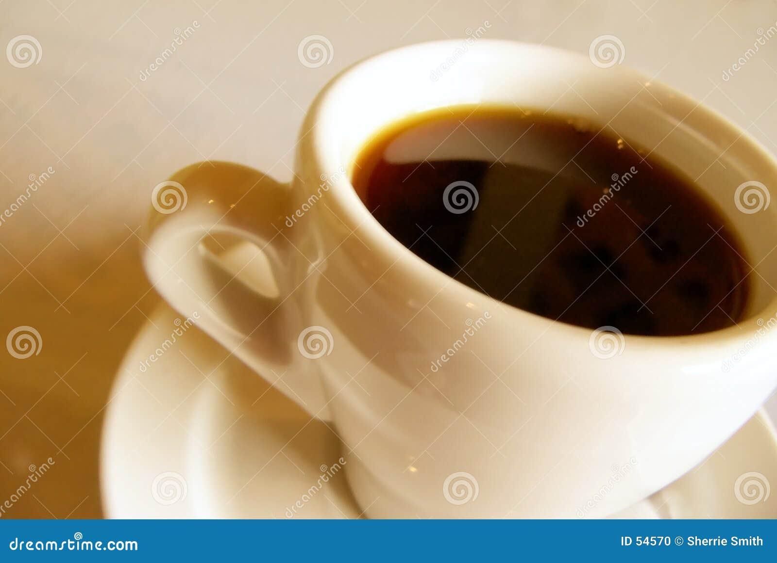 Download Temps de café photo stock. Image du matin, cuvette, plaisir - 54570