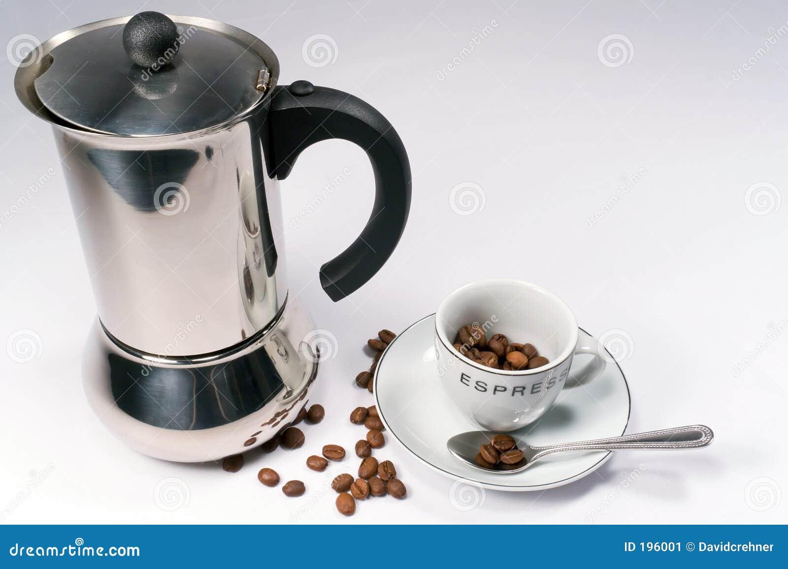 Temps de café express !