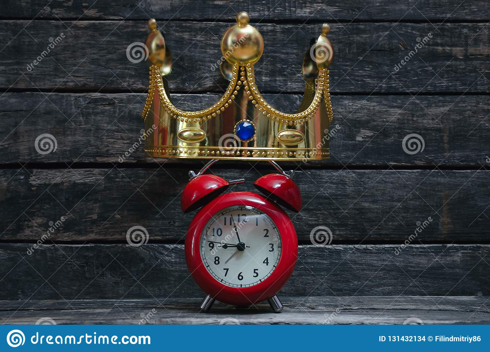 Temps de couronnement