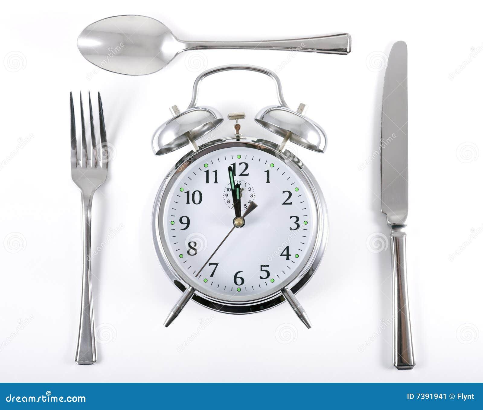 Temps de déjeuner