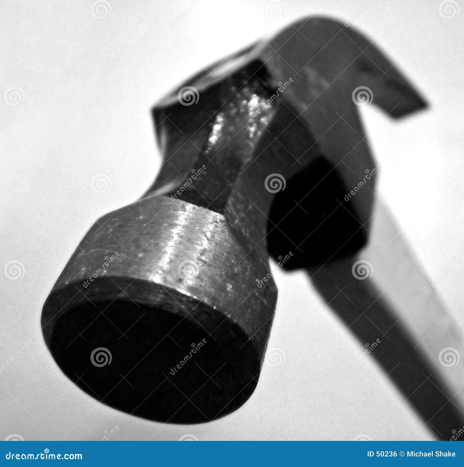 Download Temps de marteau photo stock. Image du grève, abstrait, livre - 50236