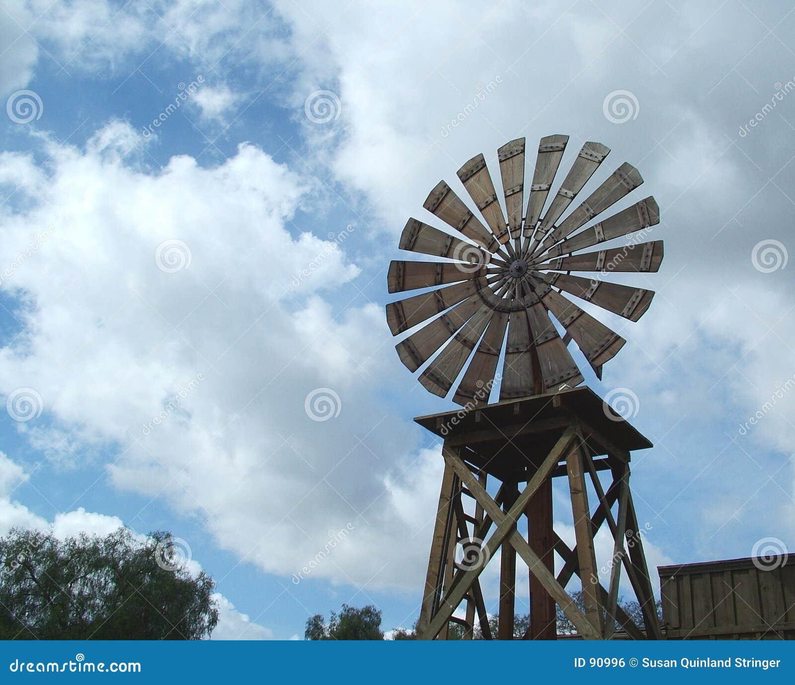 Temps de moulin à vent