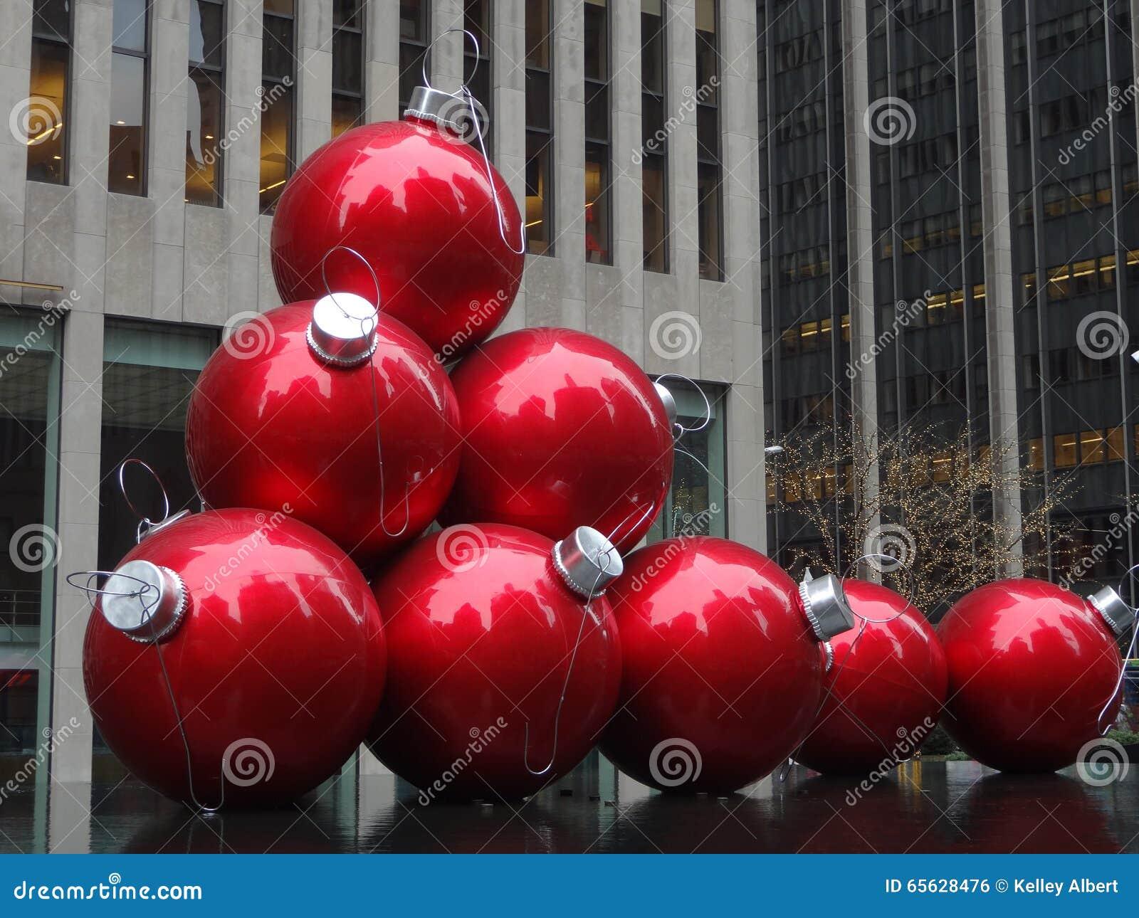 Temps de Noël à New York City
