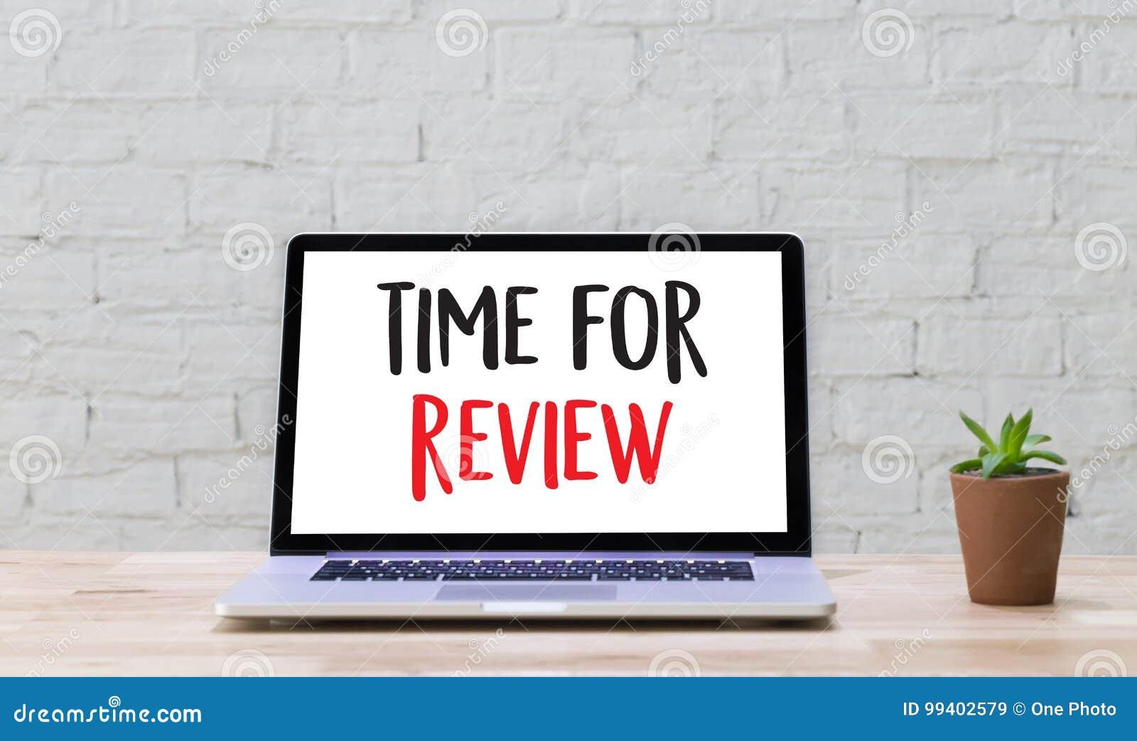 Temps en ligne d évaluation de commentaires pour l évaluation d inspection d examen