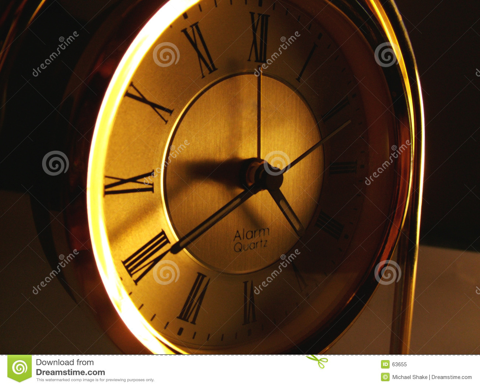 Download Temps se fanant loin image stock. Image du concept, argent - 63655