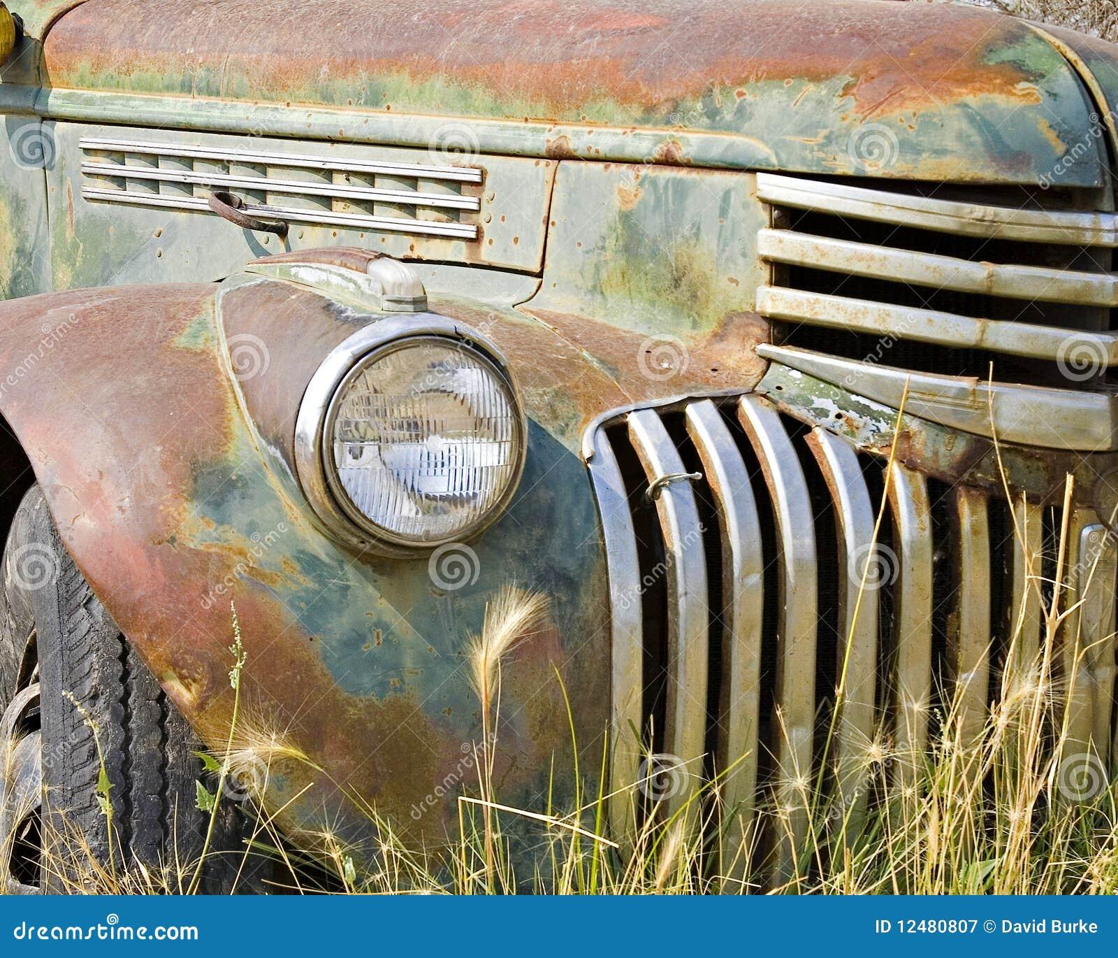 Temu gospodarstwa rolnego długie rancho ciężarówki