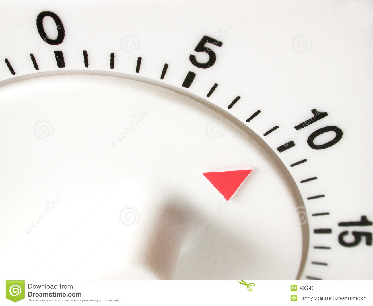 ten minutes on timer stock image image of chrono performance 496749
