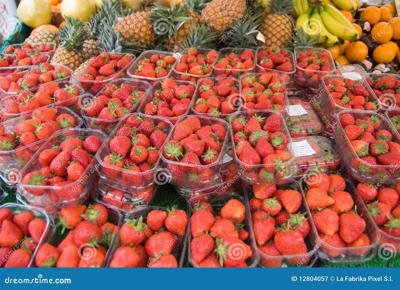 Tenda da fruta