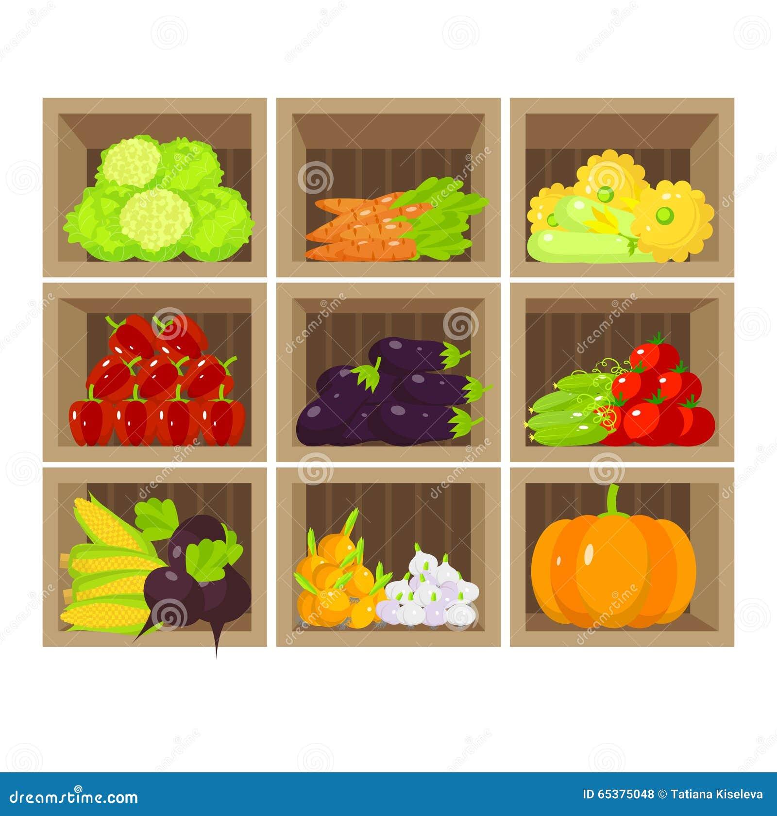 Tenda vegetal local Loja de alimento biológico fresca
