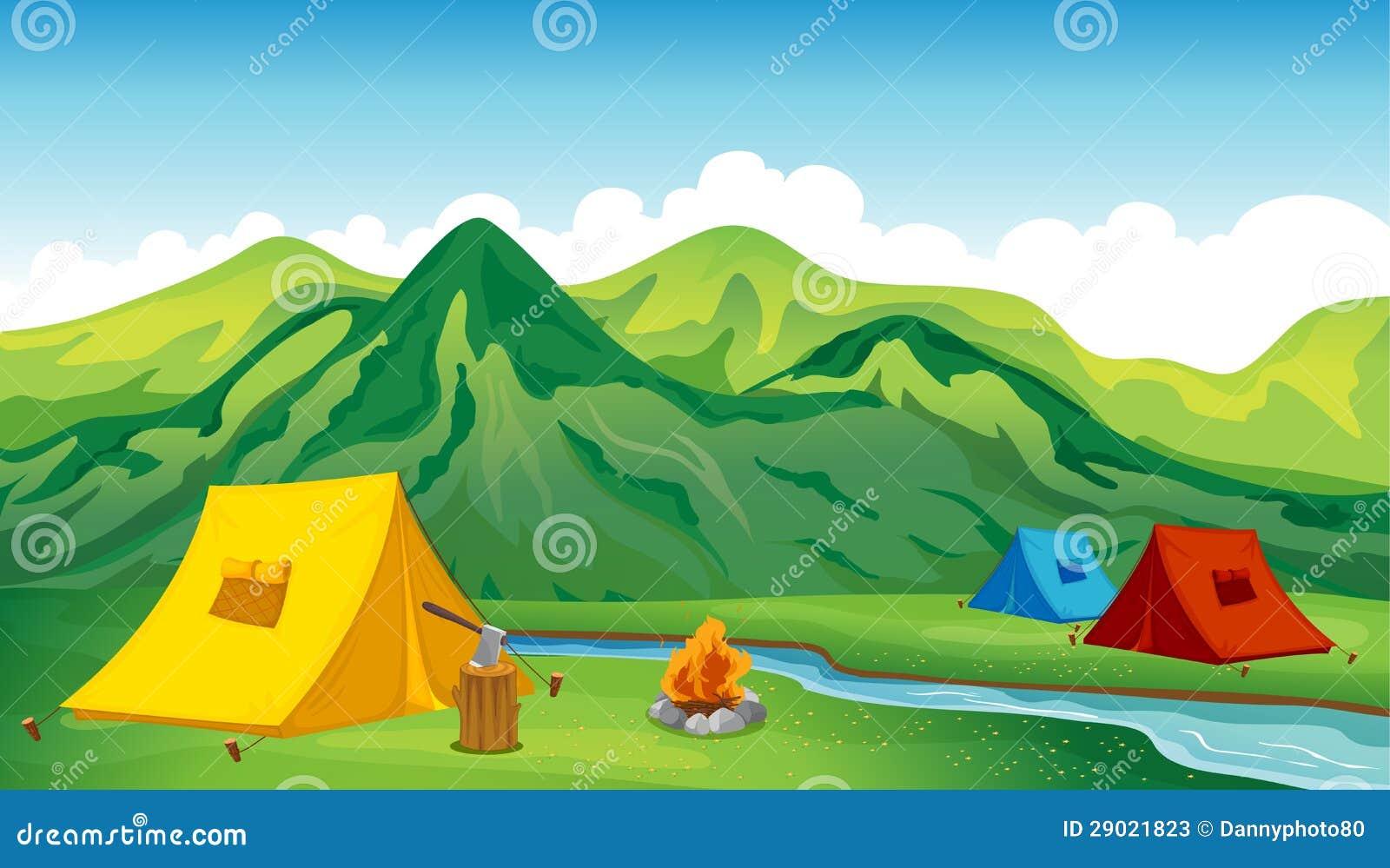 Tende di campeggio