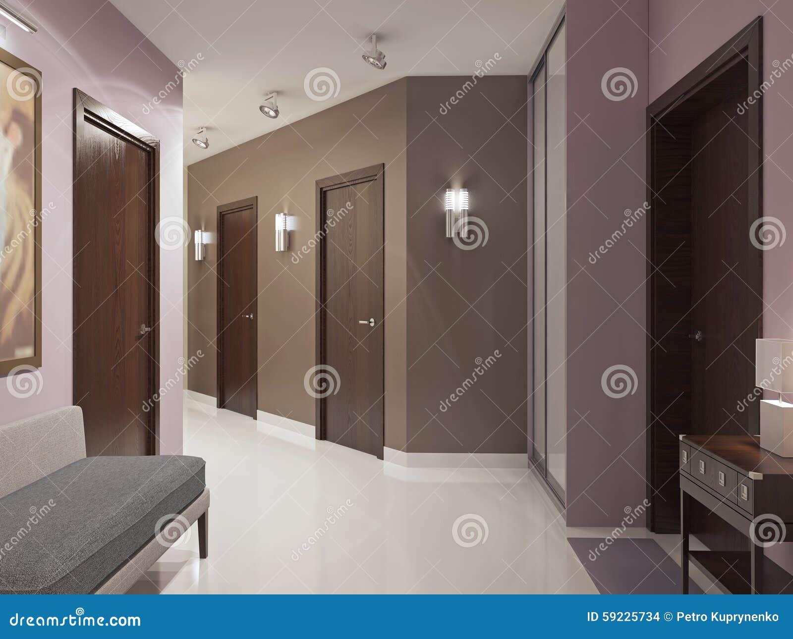 Illuminazione Corridoio Moderno: Progetti di case - blog ...