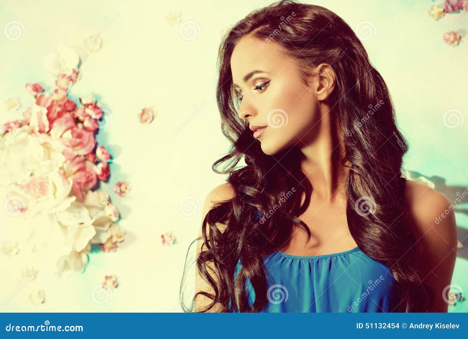 Tender beauty stock photo. Image of adult, girl, beauty