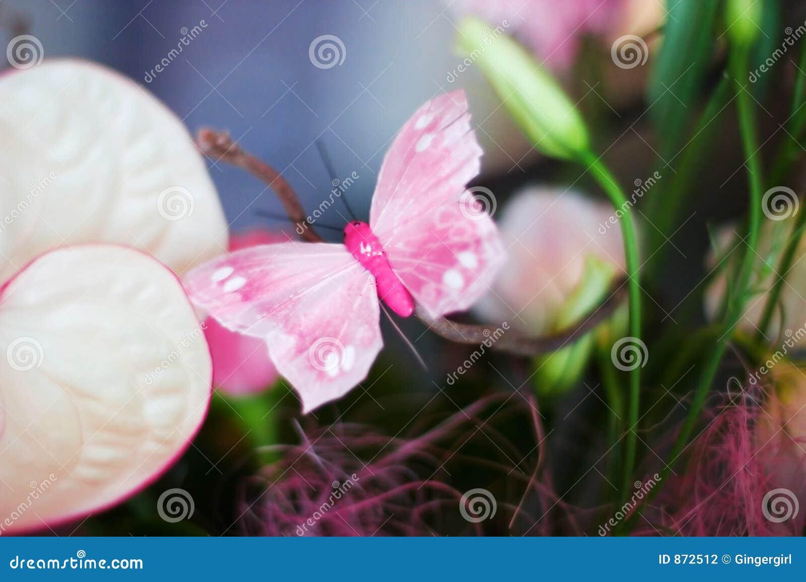 Tendresse dans un bouquet